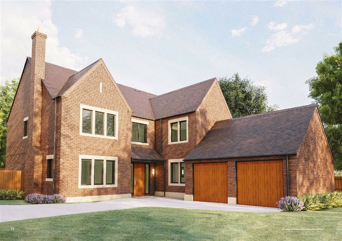 Plot 4 Whinfell House, The Cedars, Duffield Road, Darley Abbey, Derby, DE22 1ES Banner