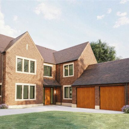 Plot 4 Whinfell House, The Cedars, Duffield Road, Darley Abbey, Derby, DE22 1ES Gallery image 1