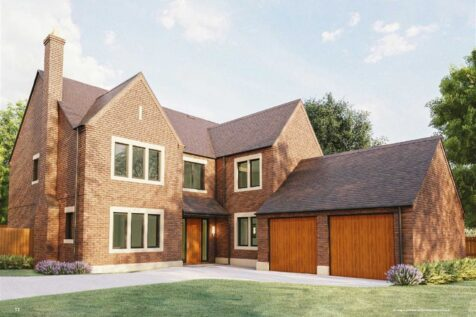Preview image for Plot 4 Whinfell House, The Cedars, Duffield Road, Darley Abbey, Derby, DE22 1ES