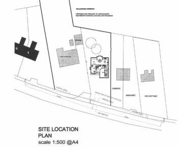 Preview image for Building Plot Adj To, Reevsmoor, Hoargate Lane, Hollington, Ashbourne, DE6 3AG