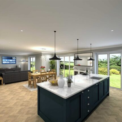Plot 4 Whinfell House, The Cedars, Duffield Road, Darley Abbey, Derby, DE22 1ES Gallery image 5