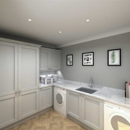 Plot 4 Whinfell House, The Cedars, Duffield Road, Darley Abbey, Derby, DE22 1ES Gallery image 7
