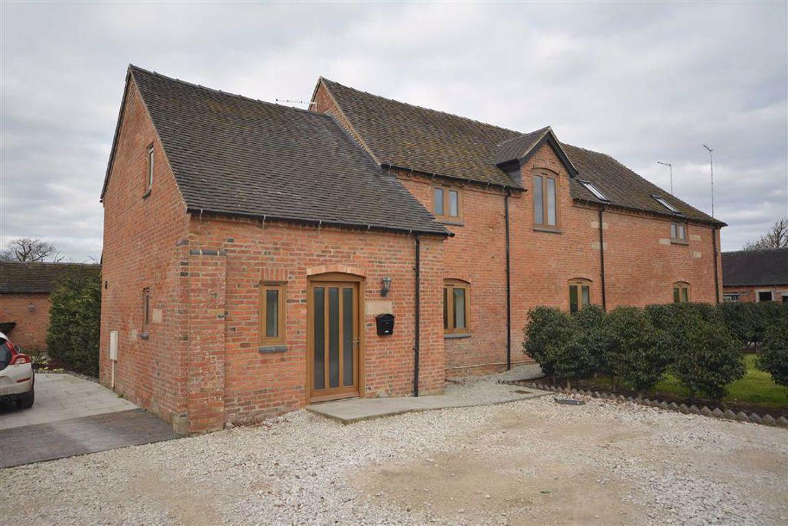 The Cottage, Upper Brook House, Marchington, Staffordshire, ST14 8NU Banner