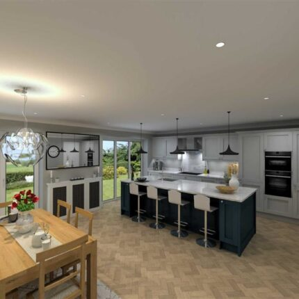 Plot 4 Whinfell House, The Cedars, Duffield Road, Darley Abbey, Derby, DE22 1ES Gallery image 2
